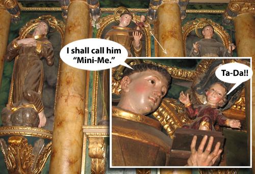 Mini-me Jebus