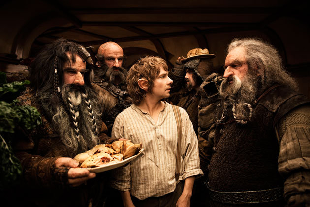 'Hobbit' photo released 28 Jan 2010