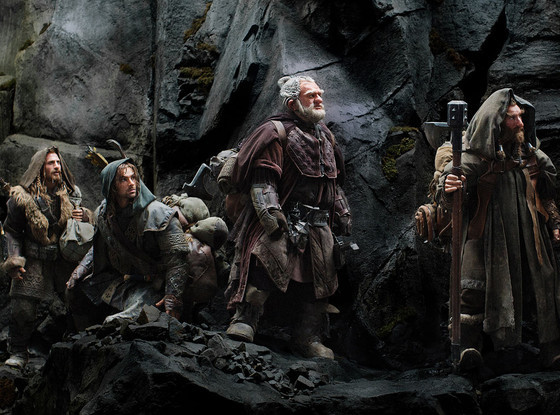 Dwarfs. Photos from The Hobbit: An Unexpected Journey directed by Peter Jackson