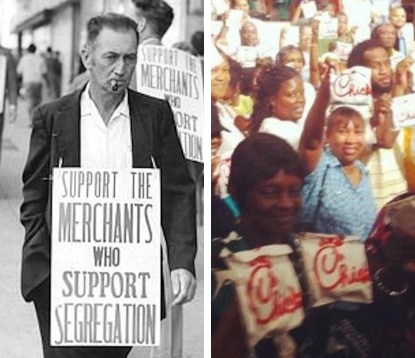 Chick-fil-A segregation