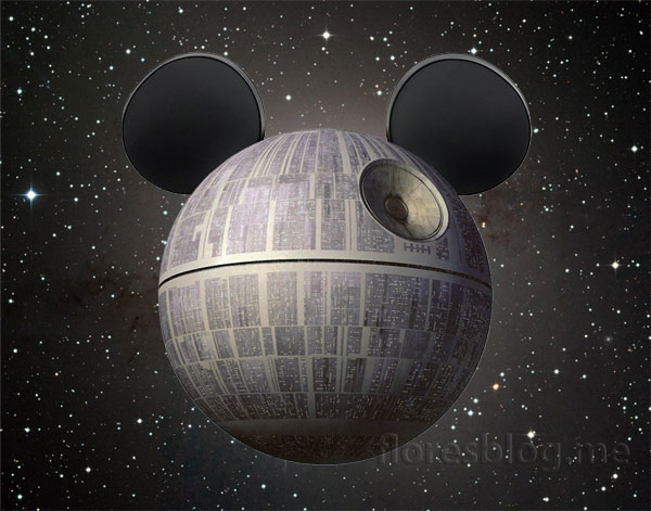 Disney buys Lucasfilm