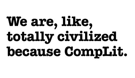 Like CompLit